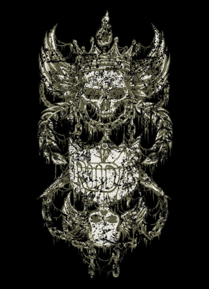 The Kooples - Ilustración para camiseta 4
