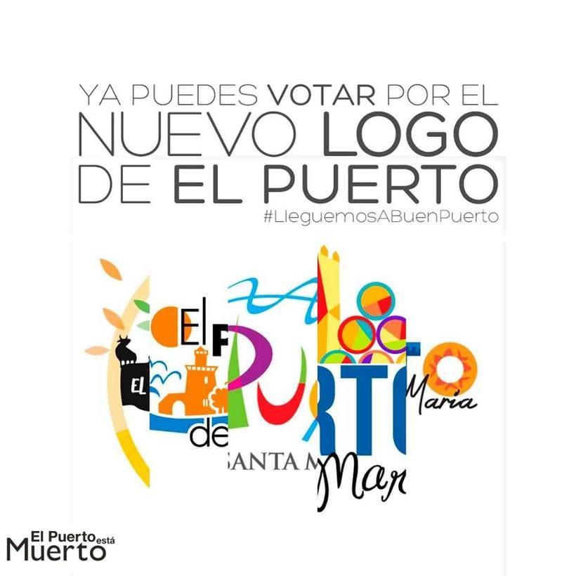 Vota el nuevo logo turístico de El Puerto de Santa María 1