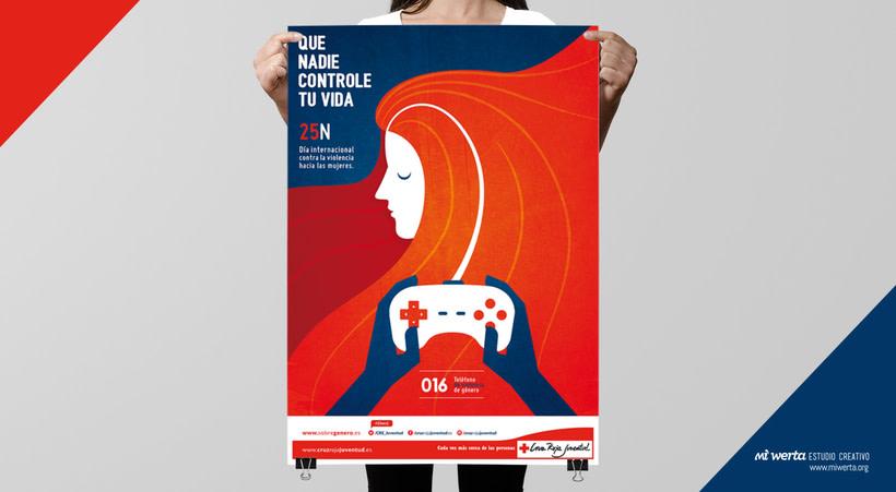 Campaña 25N Día Internacional Hacia el Maltrato a la Mujer 1