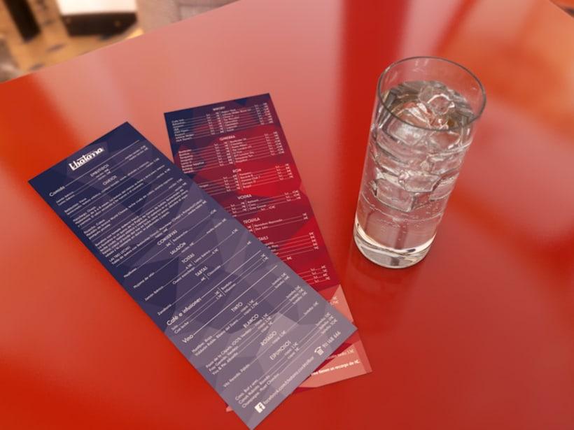 Chatarra Cocktail Bar - Carta.  2
