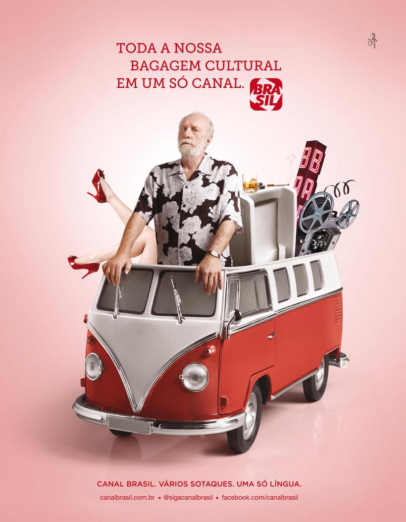 Canal Brasil 3