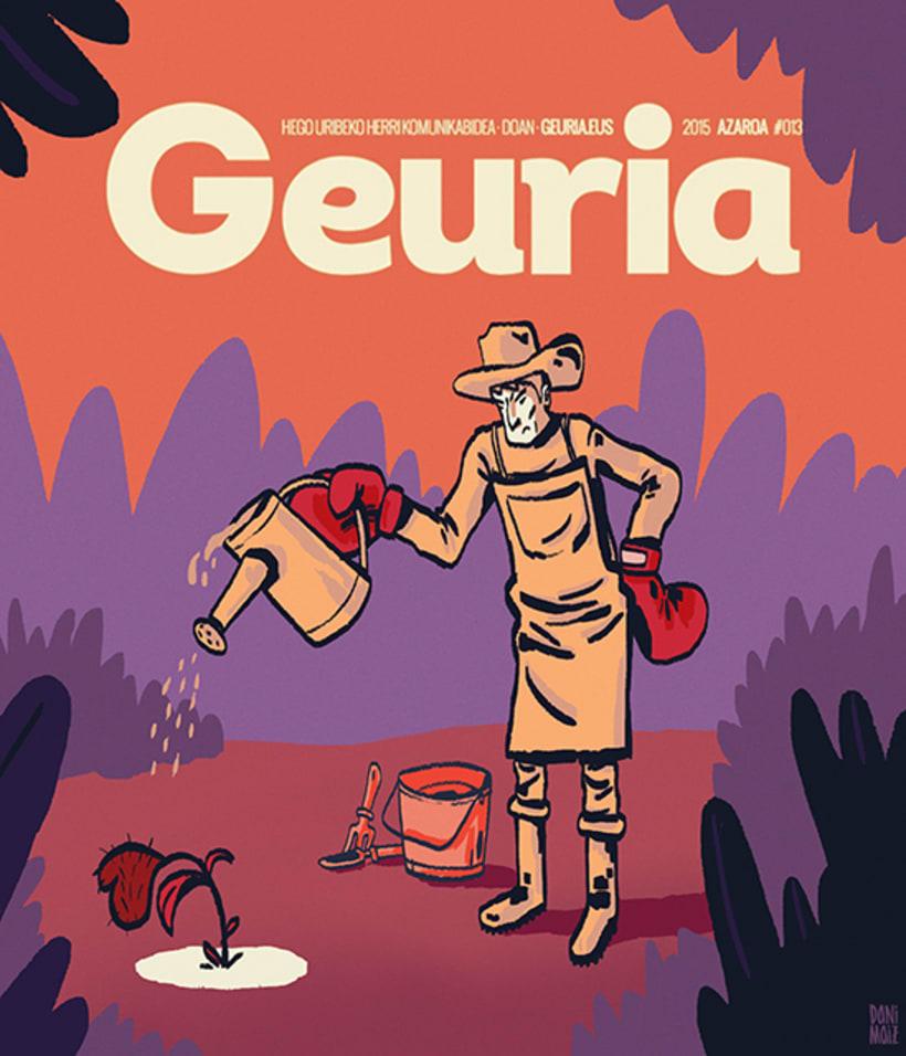 Geuria -2017 18