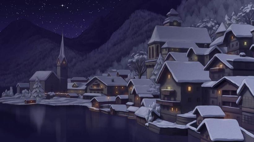 Ilustraciones, Fondos para animación 1