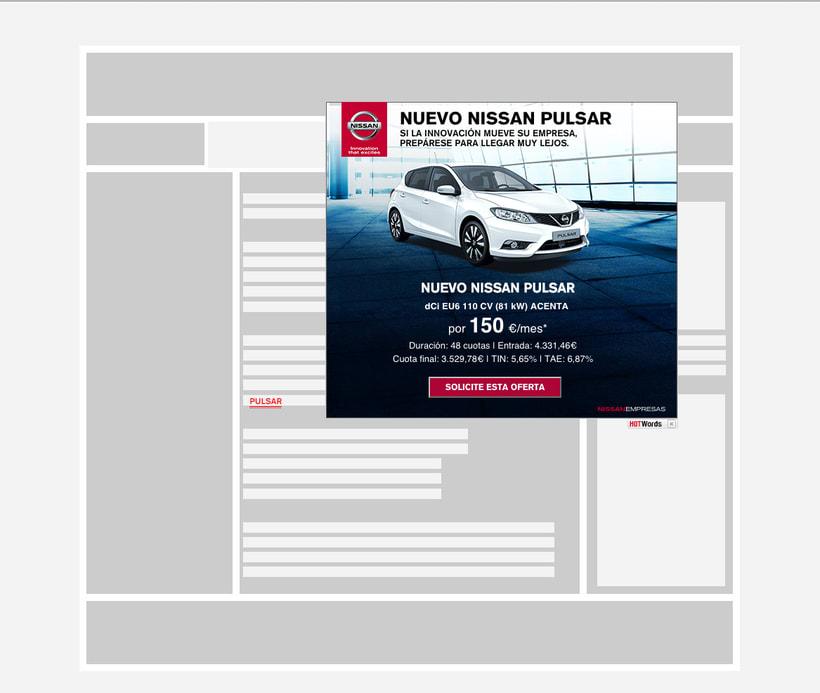 Pieza InText para Nissan (publicidad digital) -1