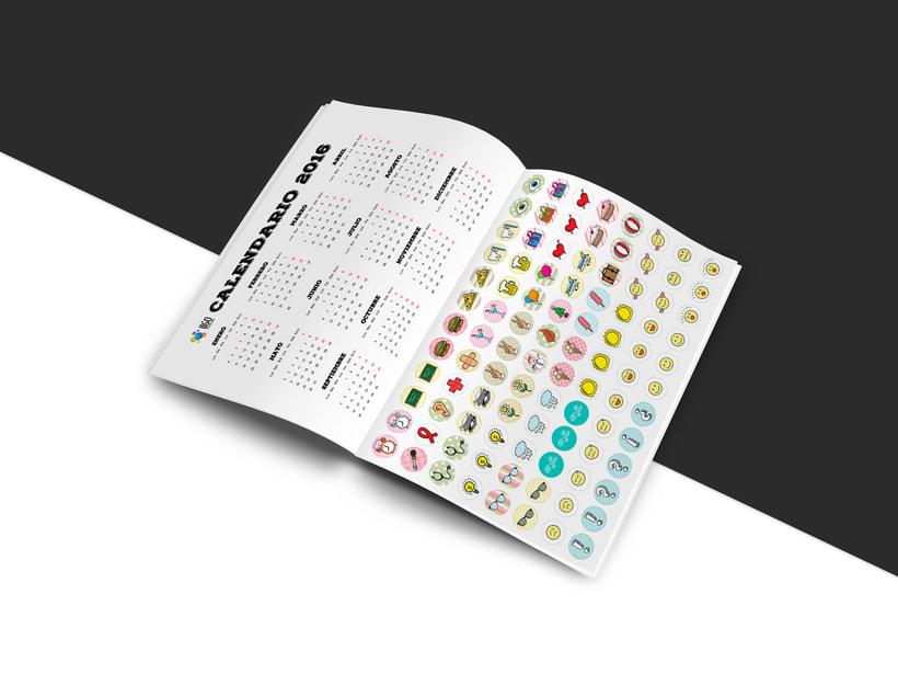 Calendario 2015 UGO 2