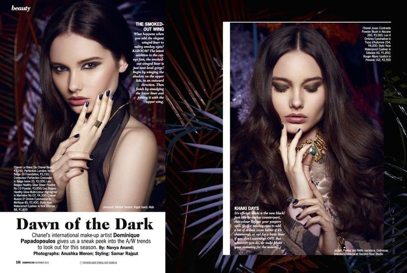 Cosmopolitan Magazine 0