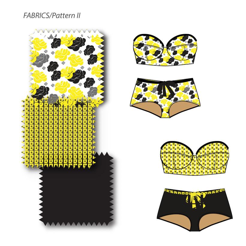 Yellow Friday.Patterns 4