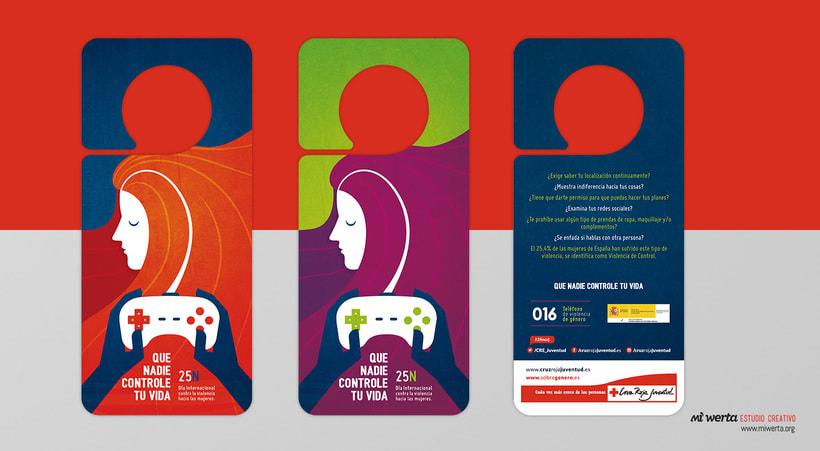 Campaña 25N Día Internacional Hacia el Maltrato a la Mujer 6