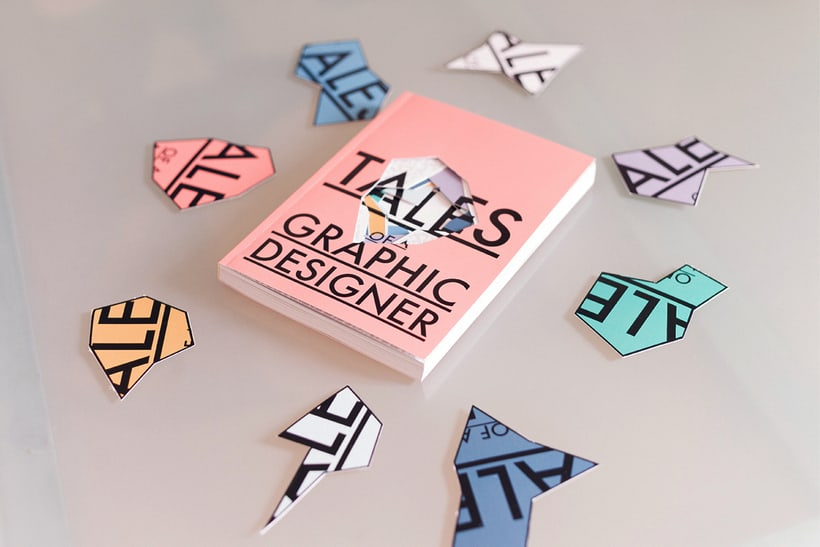 Tales of a Graphic Designer 3