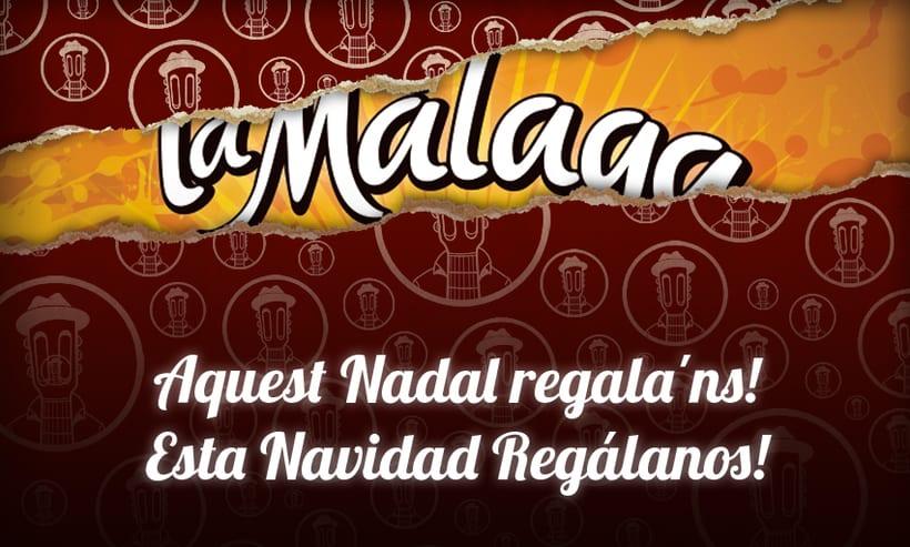 Carteles de La Màlaga 8