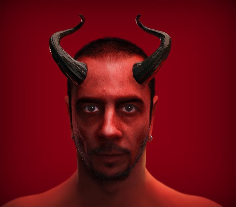3D Demon 1