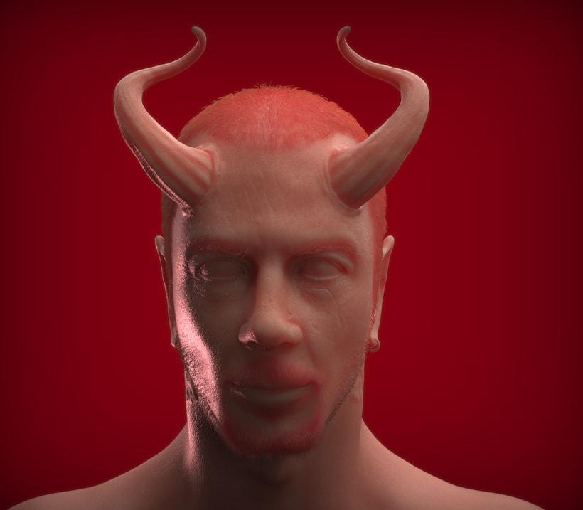 3D Demon 0