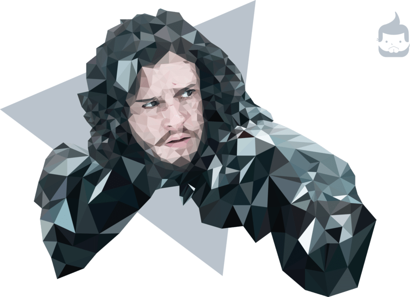 Pósters low poly 11