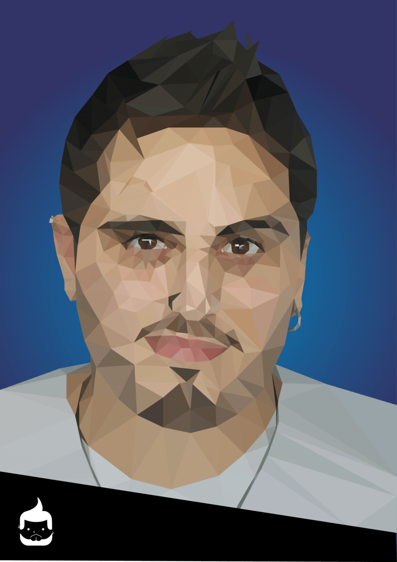 Pósters low poly 12