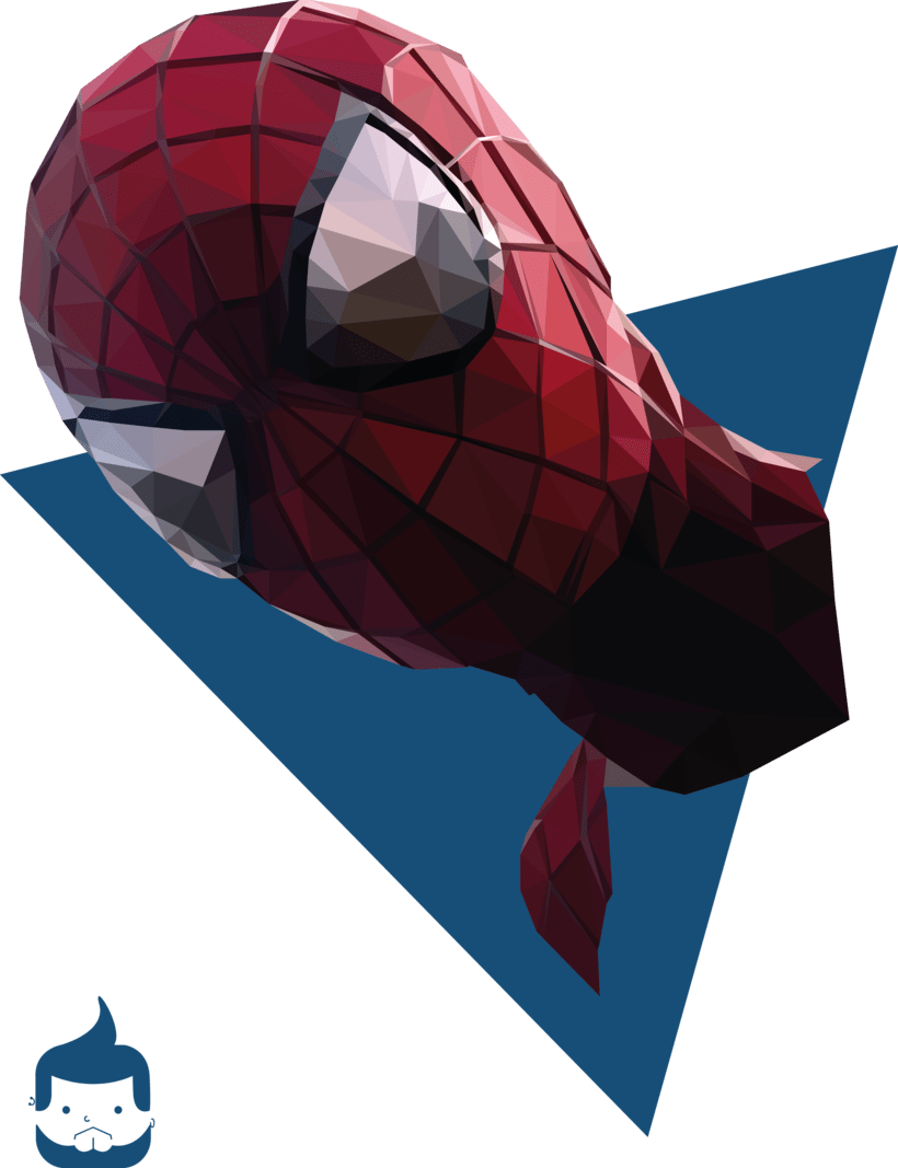 Pósters low poly 17