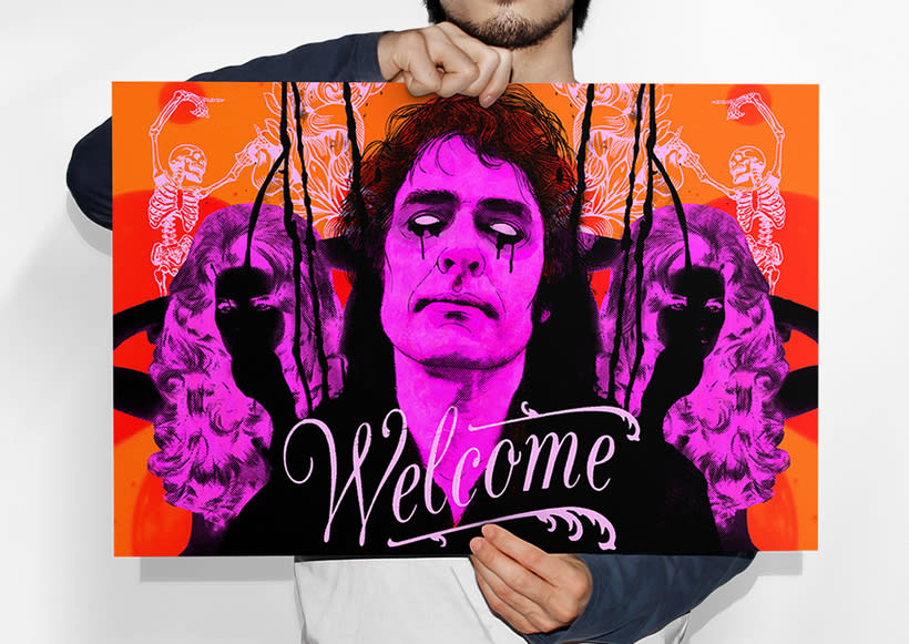 """Jon Spencer Blues Explosion para """"Sold Out"""" 3"""