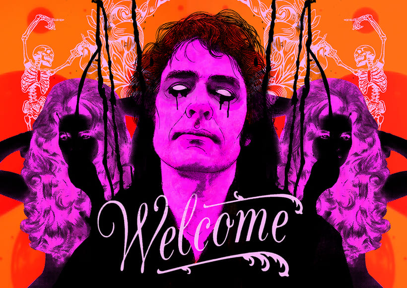 """Jon Spencer Blues Explosion para """"Sold Out"""" 1"""