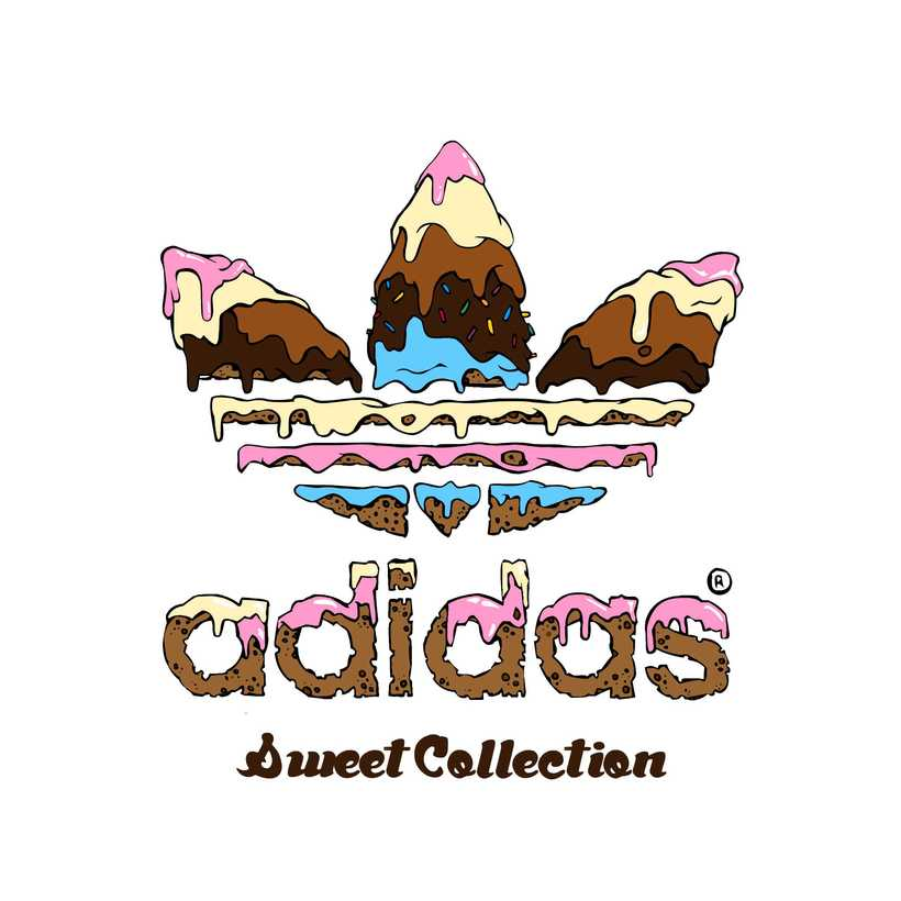 Adidas Sweet Collection (fake) 0