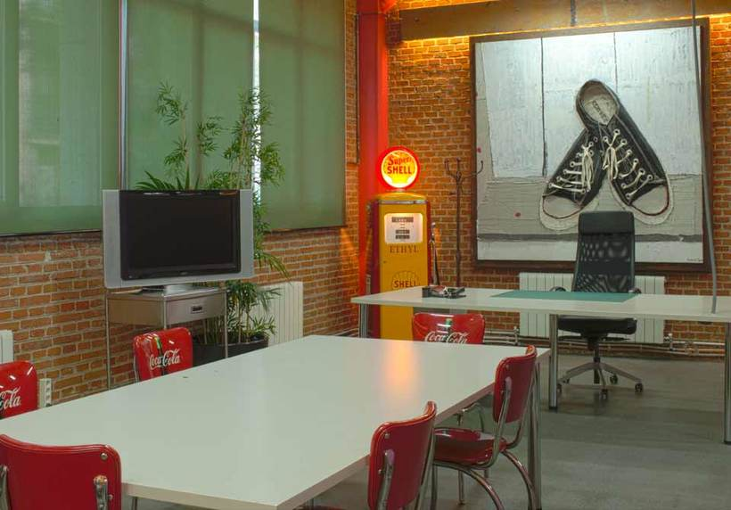 Coworking B2WORK - MADRID 1