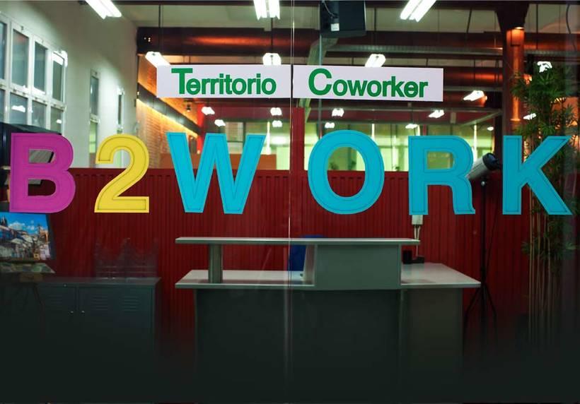 Coworking B2WORK - MADRID 2