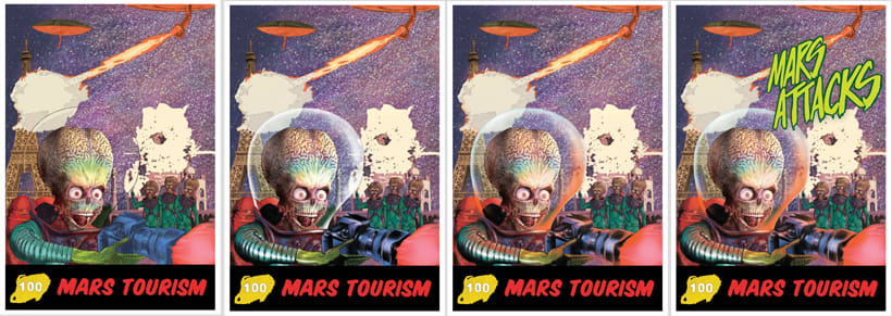 Mars Attacks: Mars tourism 2