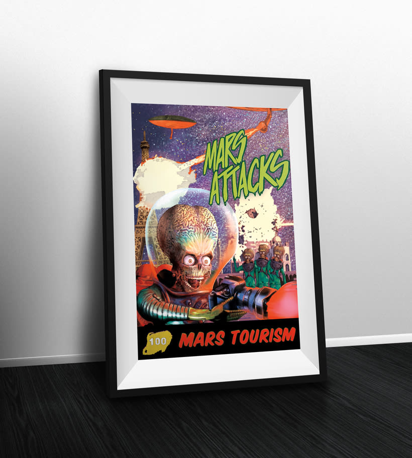 Mars Attacks: Mars tourism 4