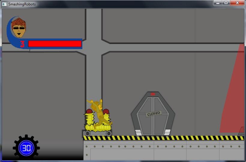 Smashing Robots (videojuego) 3