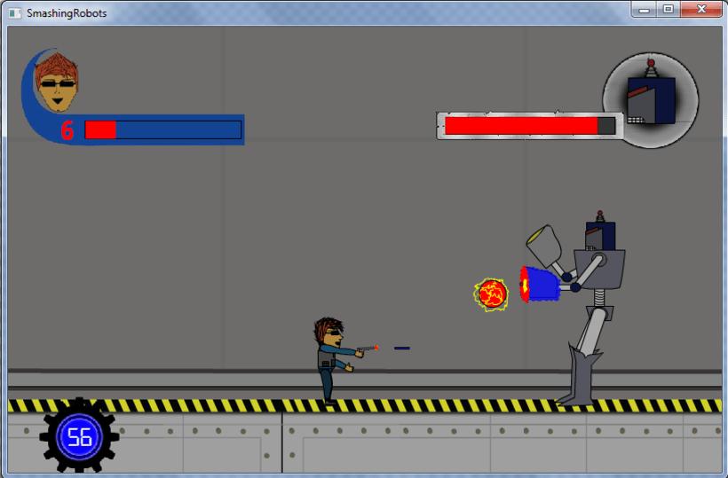 Smashing Robots (videojuego) 4