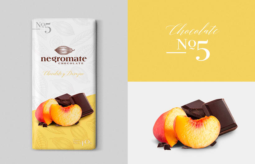 Negro Mate Chocolate 5
