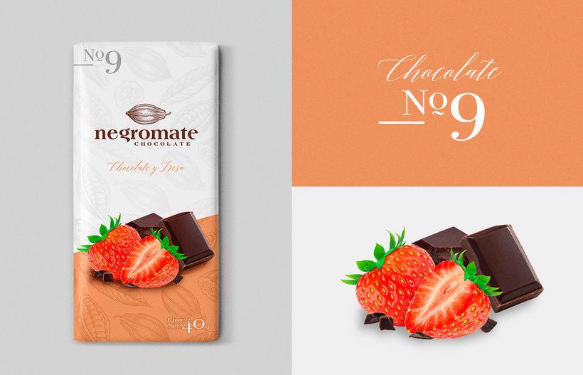 Negro Mate Chocolate 10