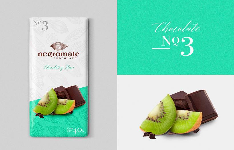 Negro Mate Chocolate 3