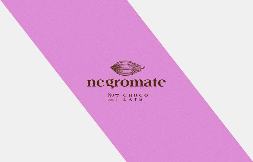 Negro Mate Chocolate 7