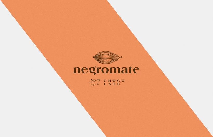 Negro Mate Chocolate 9