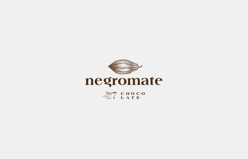 Negro Mate Chocolate 1