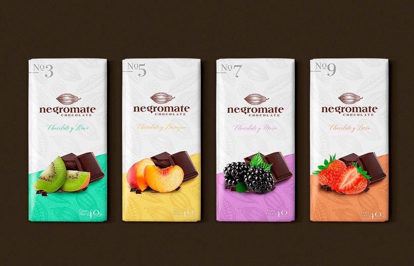 Negro Mate Chocolate 6