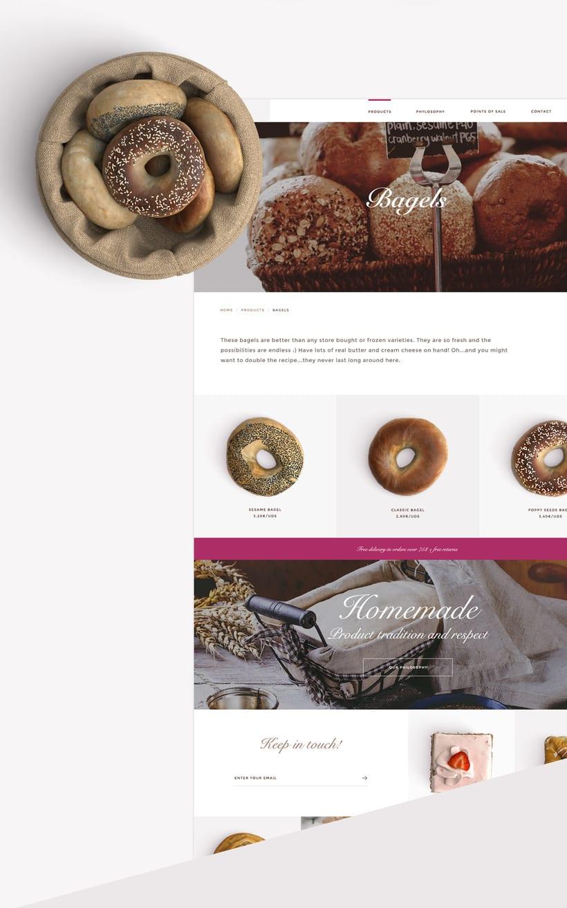 Sött bakery concept 3