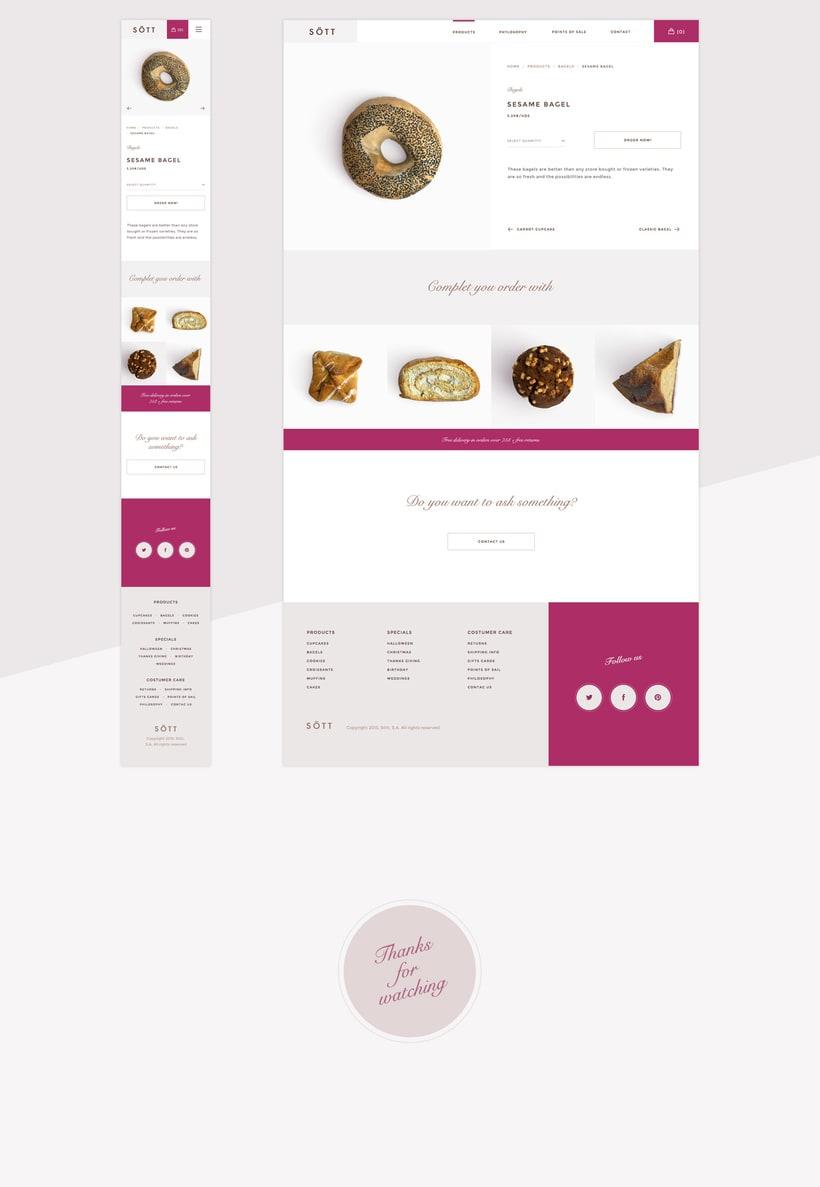 Sött bakery concept 5