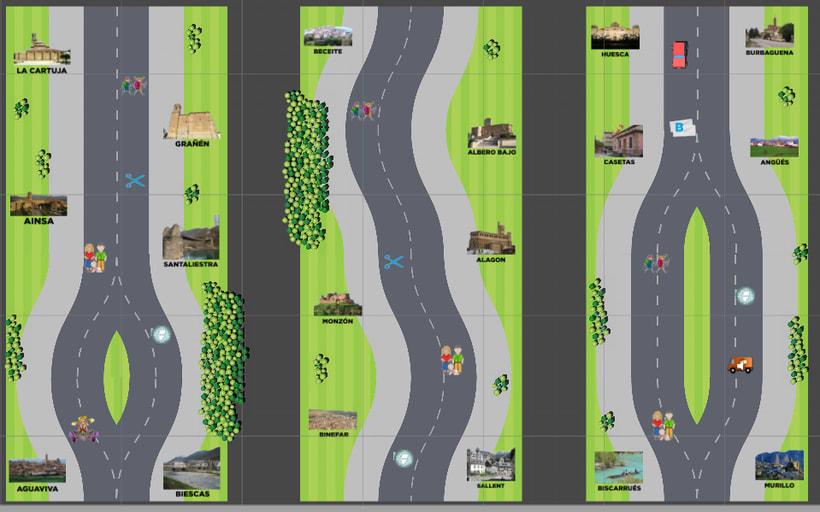 Nuevos modelos de calles 0