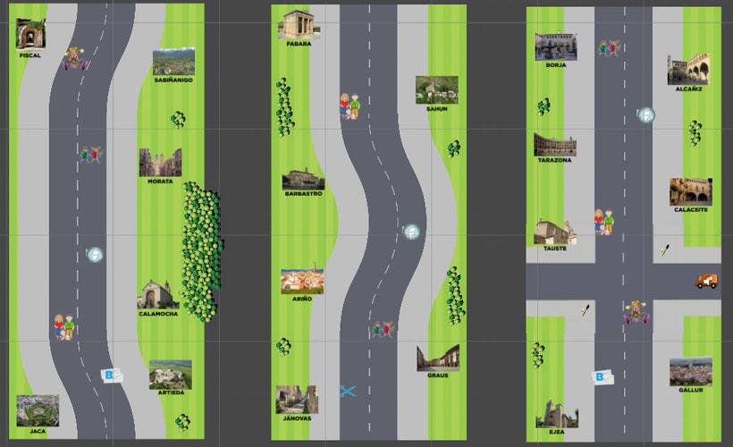 Nuevos modelos de calles 1