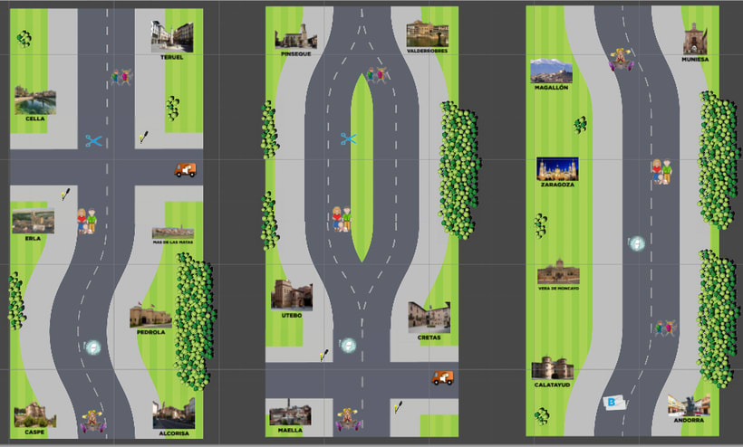 Nuevos modelos de calles 2
