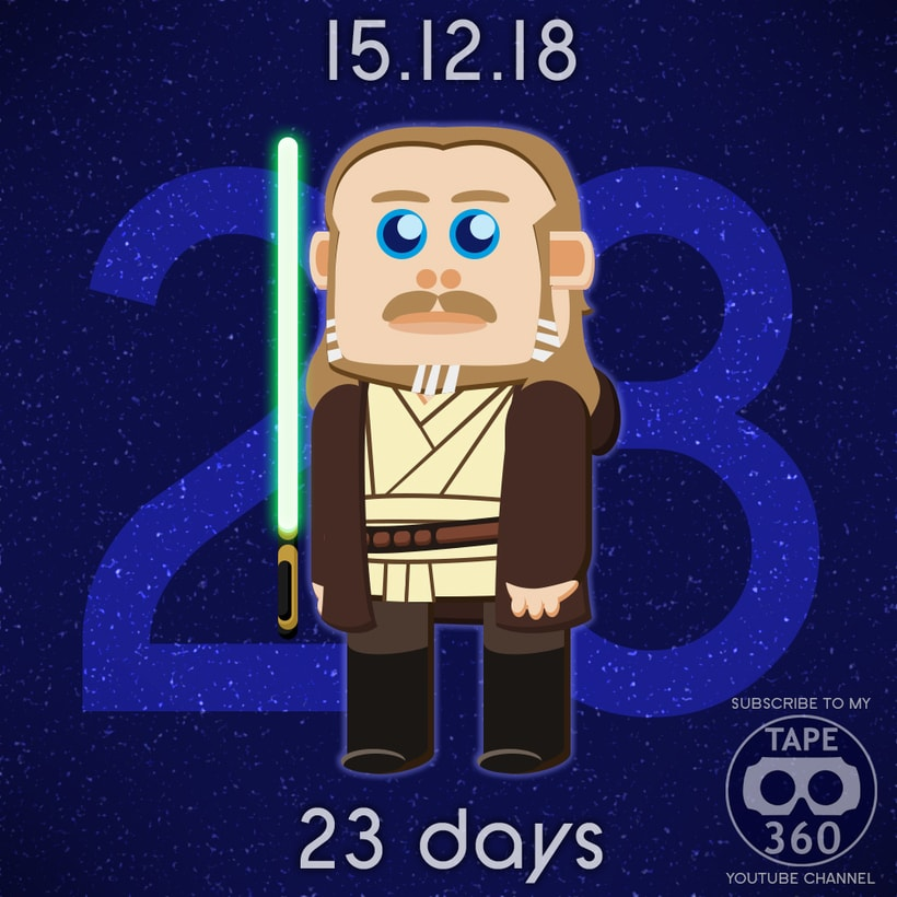 Star Wars Countdown Episode VII 6