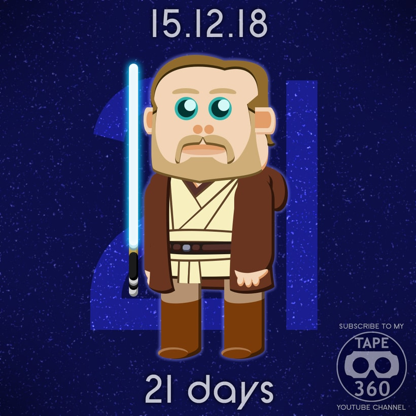 Star Wars Countdown Episode VII 8