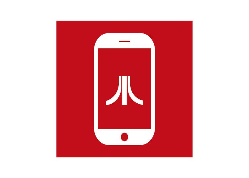 Atari. Rediseño de iconos 5