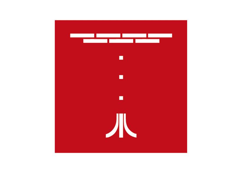 Atari. Rediseño de iconos 7