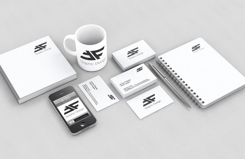Arnau Freixas. Graphic design 7