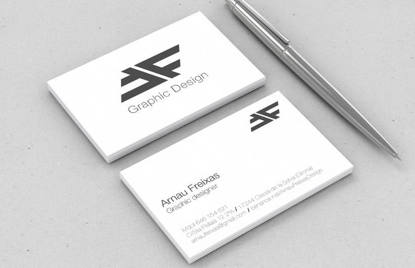 Arnau Freixas. Graphic design 9
