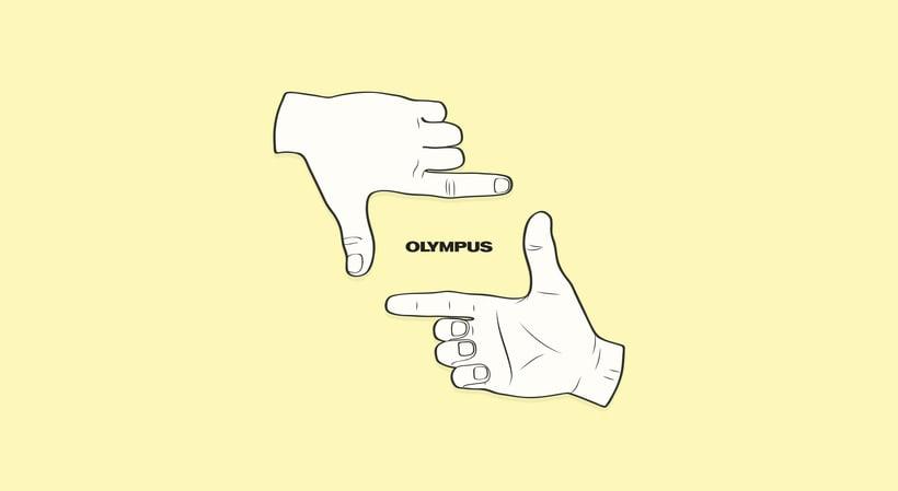 Olympus :: Iconic cameras 1
