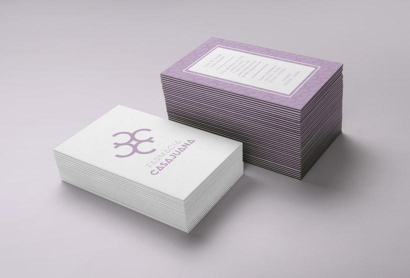 Farmacia Casajuana (Moià) 5