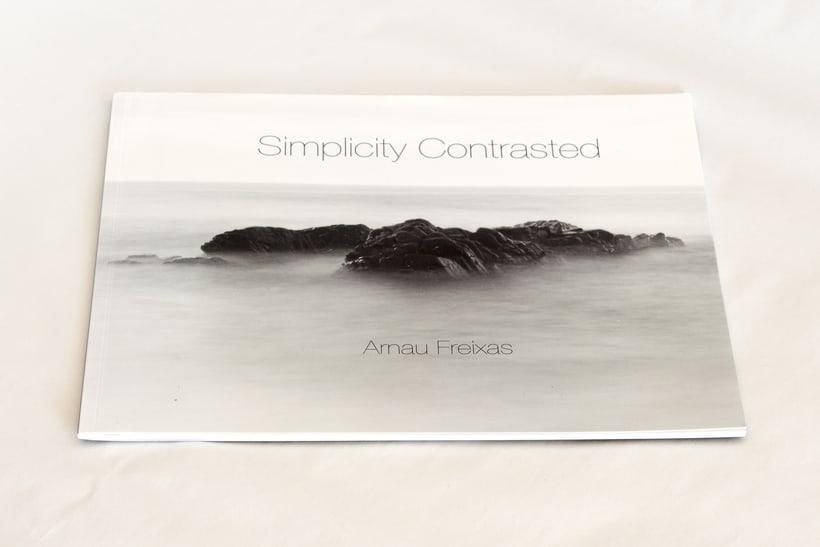 Simplicity Contrasted. Proyecto fotográfico 1