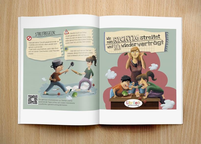 Librileo - Ilustración Infantil 1